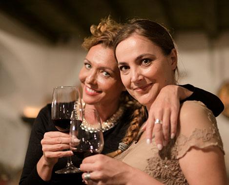 Celebrate love at Stonington Vineyards