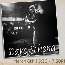 Live Music Dave Schena
