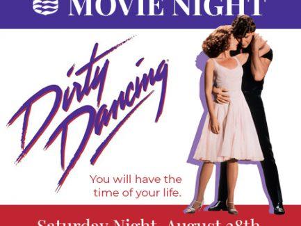 Movie Night at the Vineyard: Dirty Dancing